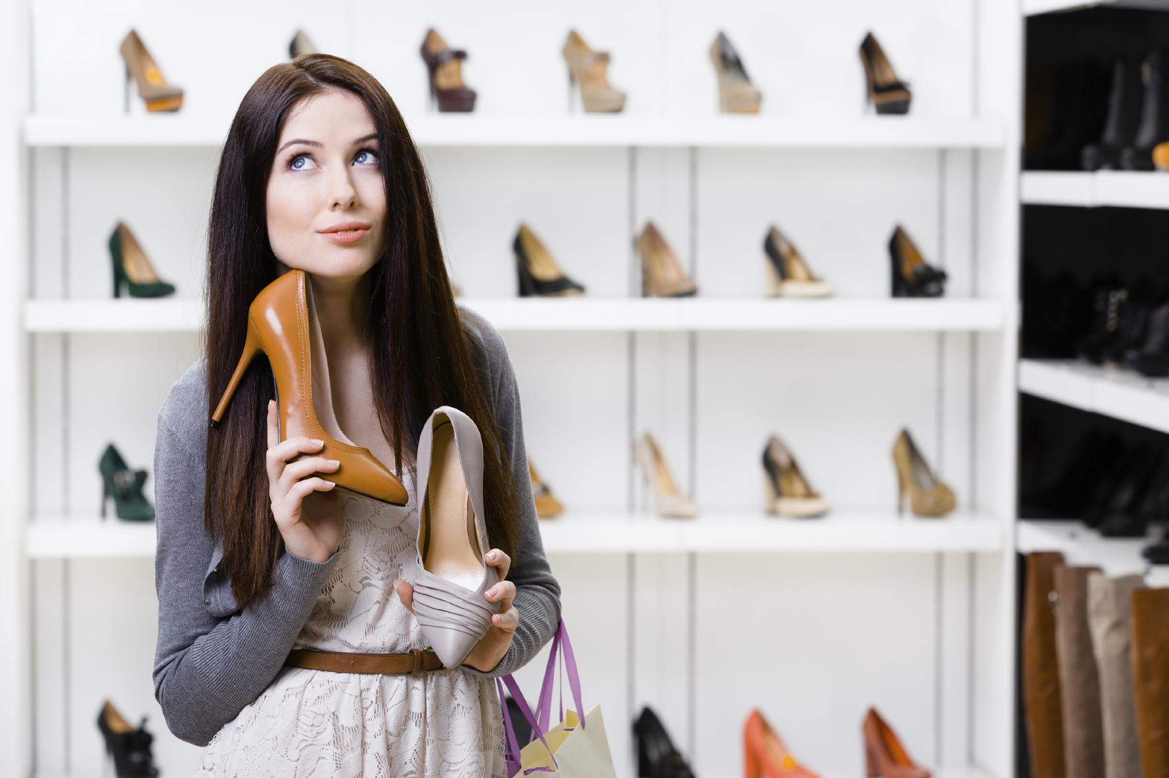 Lựa chọn và bảo quản giày