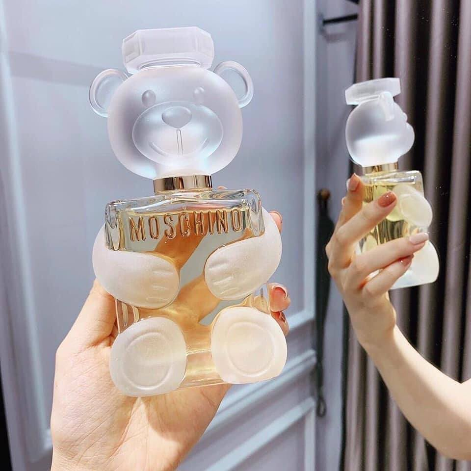 Thiết kế đáng yêu của nước hoa Moschino Toy 2