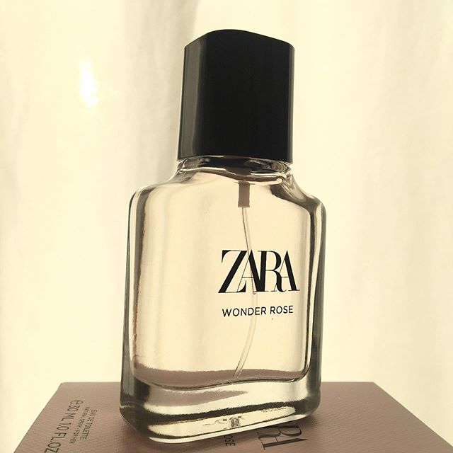 Nước hoa Zara Wonder Rose 30ml