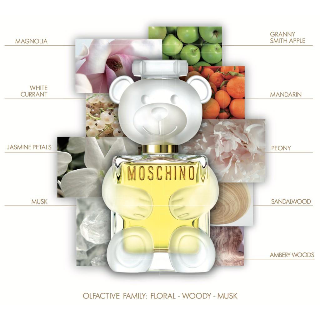 Review nước hoa Moschino Toy 2 với hương thơm khác lạ, độc đáo