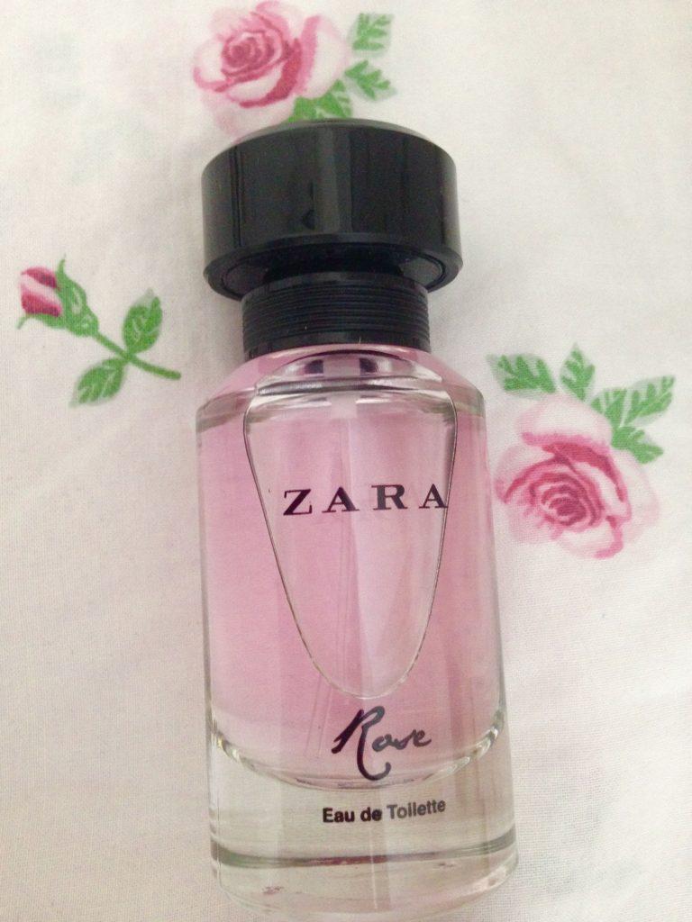 Nước hoa Zara Rose nữ