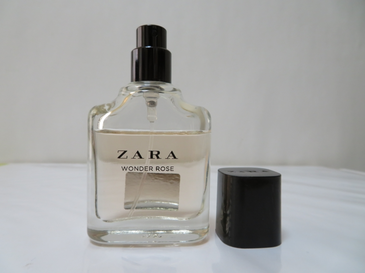 Review nước hoa Zara Wonder Rose