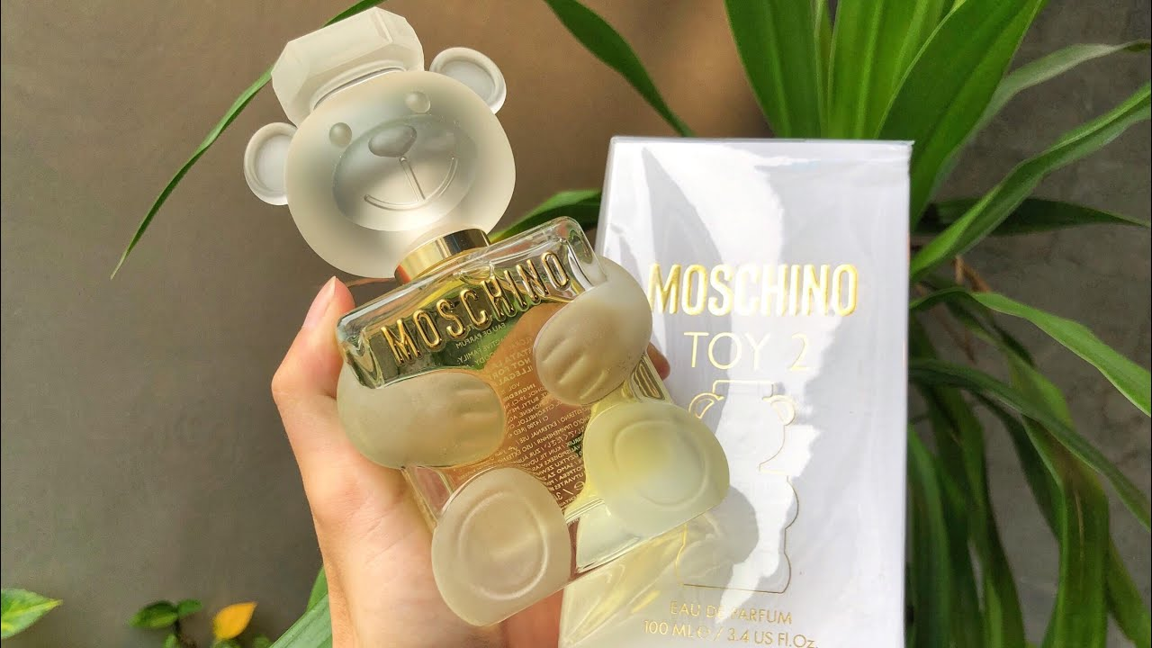 Review nước hoa Moschino Toy 2 EDP