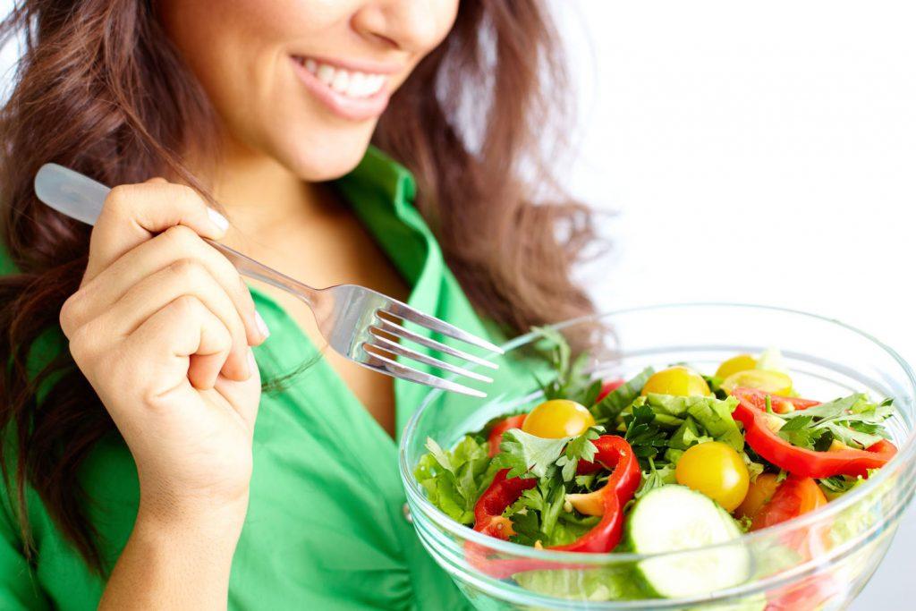 Chăm sóc da tuổi 30 - Bổ sung các loại thức ăn tốt cho da