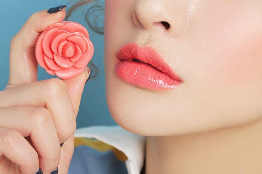Các bước chăm sóc môi giúp môi hồng hào và quyến rũ