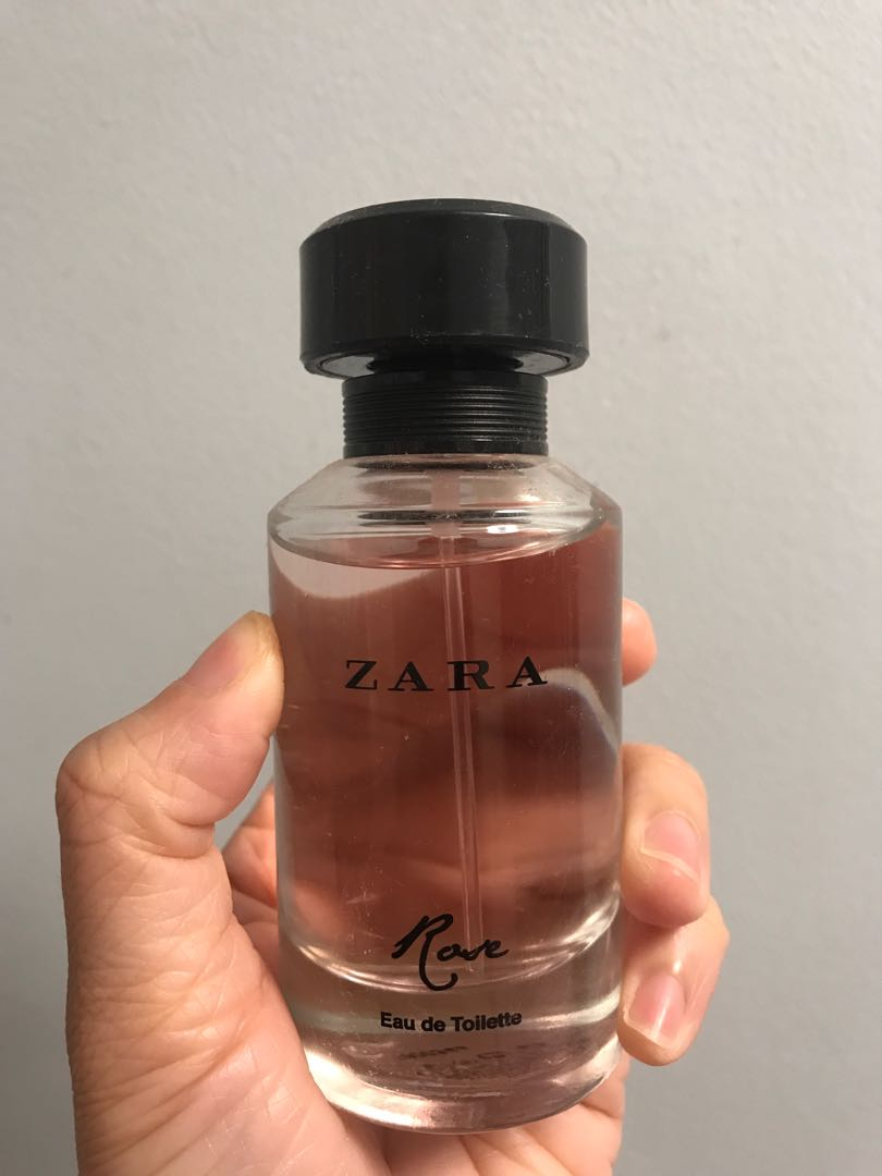 Review nước hoa Zara Rose Eau De Toilette