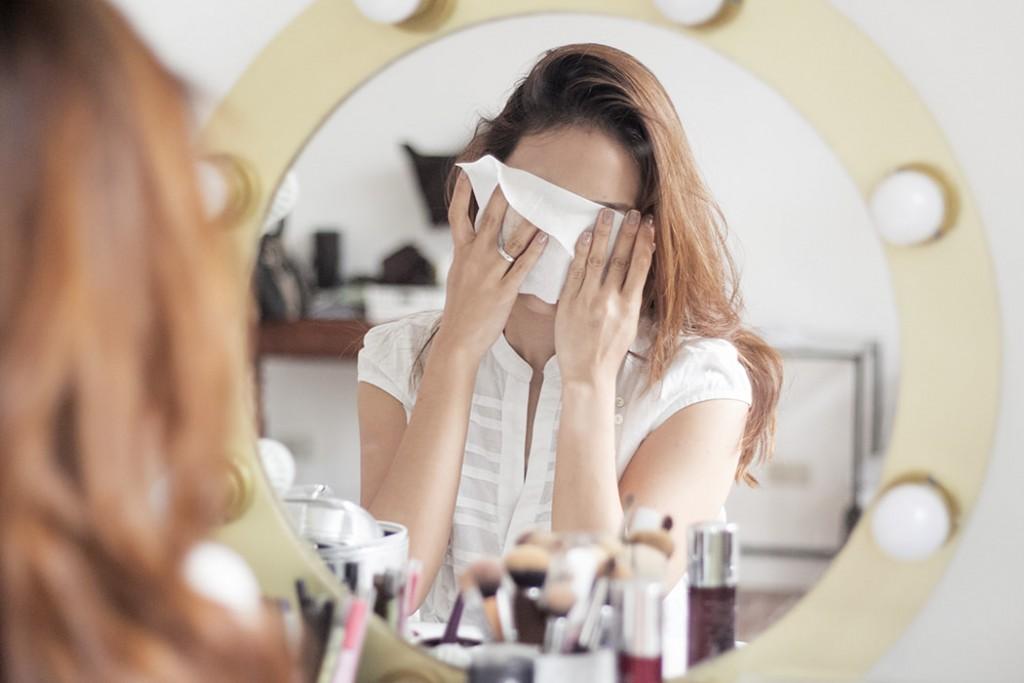 Khăn giấy lau mặt có yêu cầu cao nhất về hàm lượng vi khuẩn