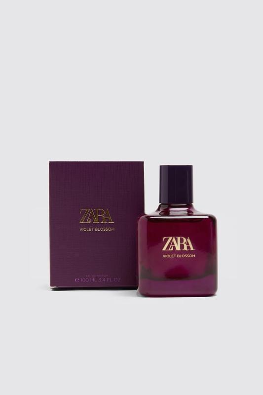 Review mùi hương nước hoa Violet Blossom của thương hiệu Zara