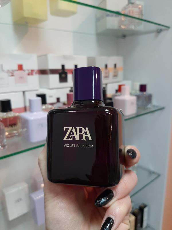 Nước hoa nữ Zara Violet Blossom sở hữu hương thơm ngọt ngào