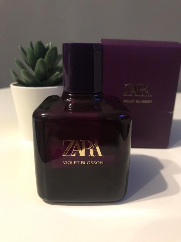Review - Nước hoa Zara Violet Blossom với nồng độ EDP lưu hương khá tốt