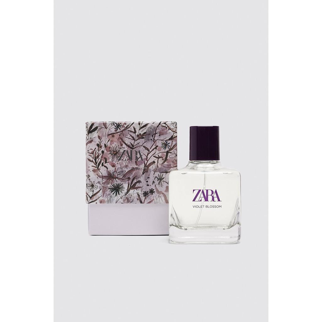 Phiên bản giới hạn của dòng nước hoa Zara Violet Blossom