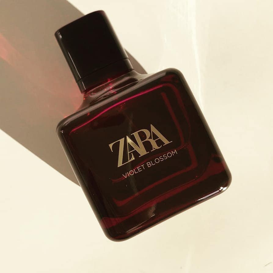 Review nước hoa Zara Violet Blossom EDP