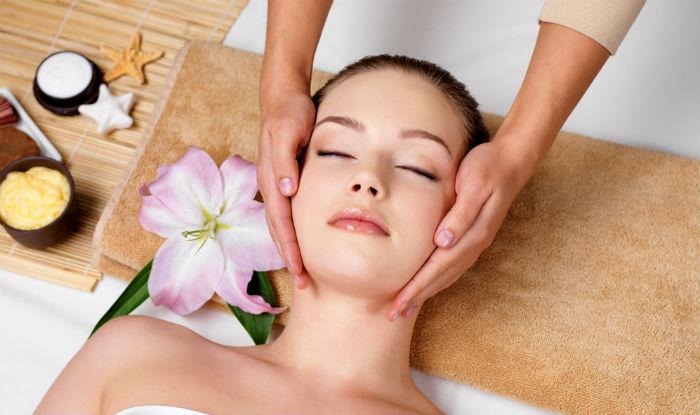 Chăm sóc da mặt ở spa giúp bạn xả stress, thư giãn