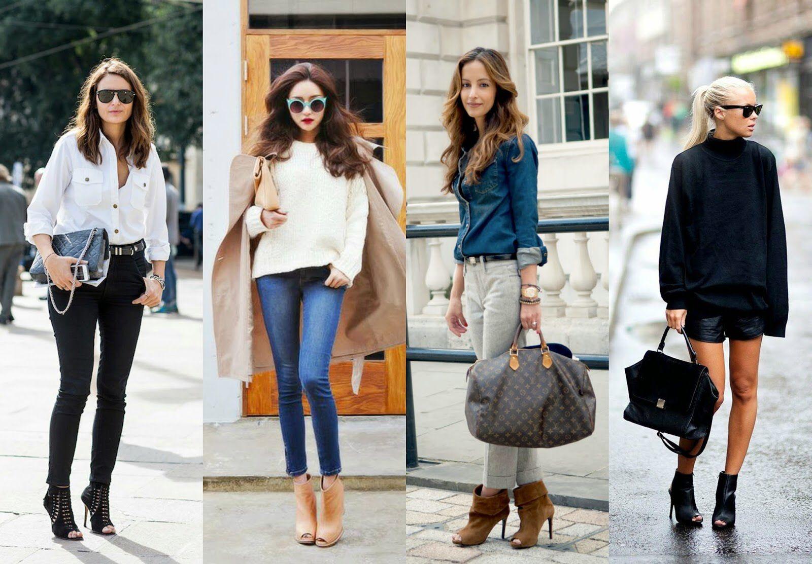 Gợi ý 7 cách phối quần áo với giày boot nữ