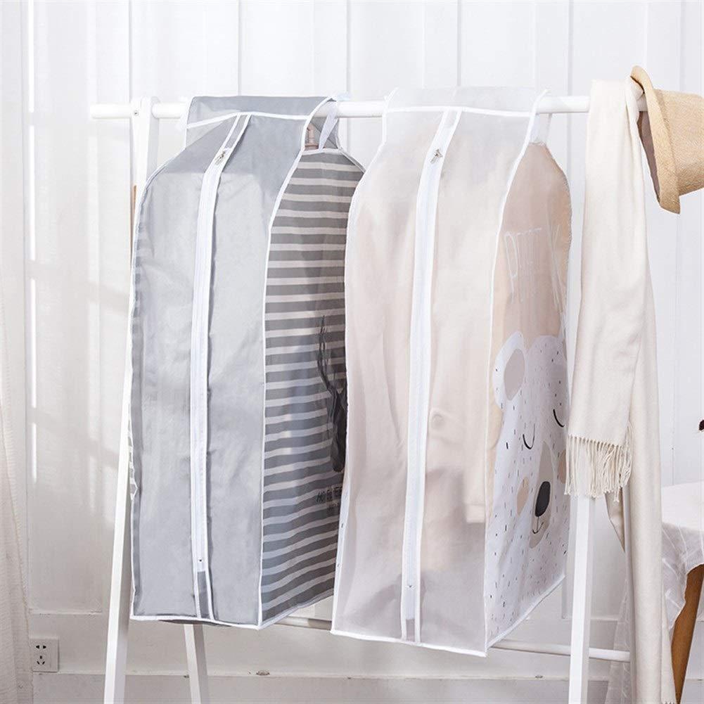 Sử dụng tấm che quần áo để bảo quản quần áo không mặc của bạn